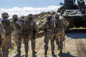 4th LAR Conducts Final Exercise in Trident Juncture 2015